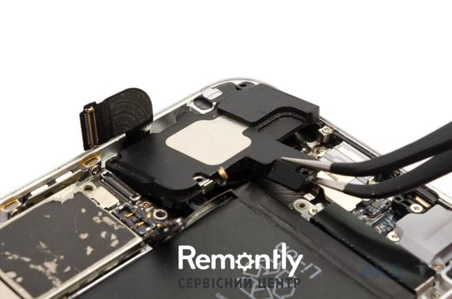 замена динамика iPhone